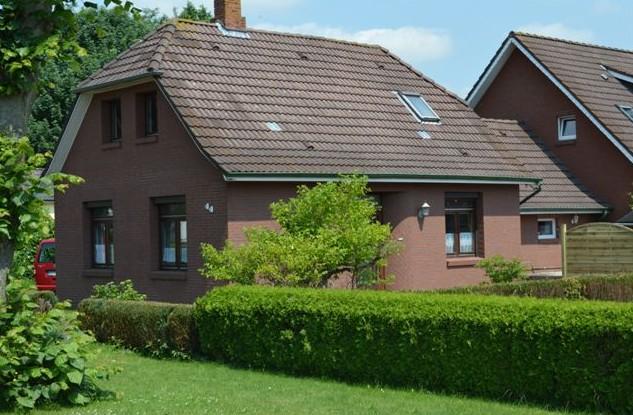Ferienhaus Augustfehn - Außenansicht